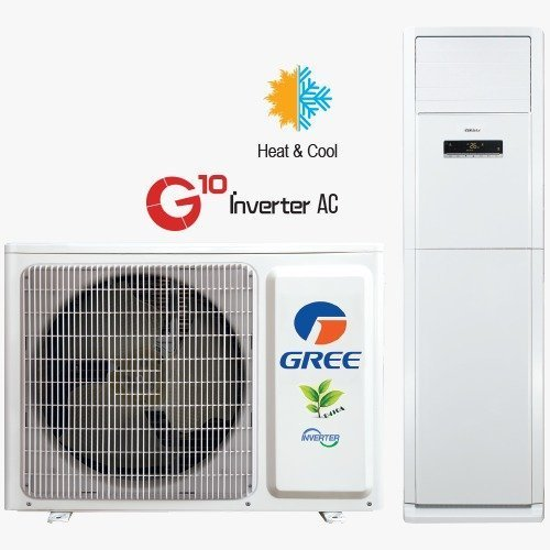 gree 48with 4 ton inverter floor standing ac