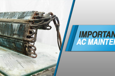 Importance of AC Maintenance