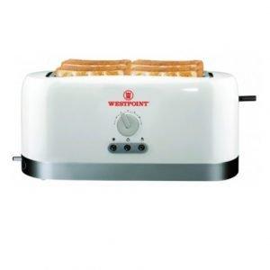 Westpoint WF-2528 4 Slice Toaster