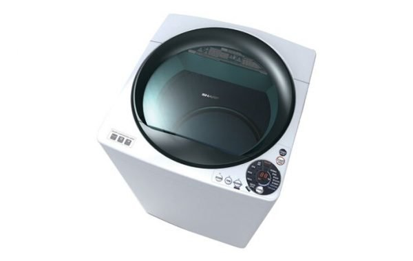 Haier HWM120-AS 12 KG Semi-Automatic Washing Macine