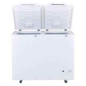 Haier HDF-325H Triplet Deep Freezer 12 Cubic Feet