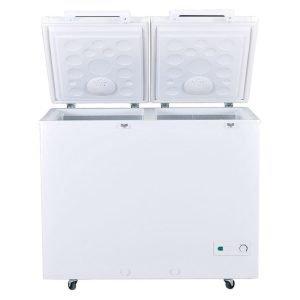 Haier HDF-385H Triplet Deep Freezer 14 Cubic Feet