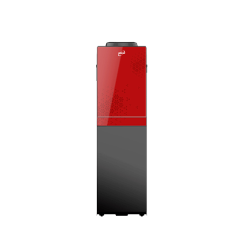 Homage HWD-85 Water Dispenser (Red & Black)