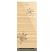 kenwoodkrfgdpersonaglassdoorrefrigeratorgoldencolor