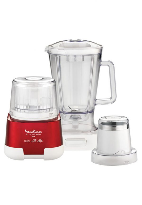 Moulinex DP-806G27 Chopper Blender & Grinder