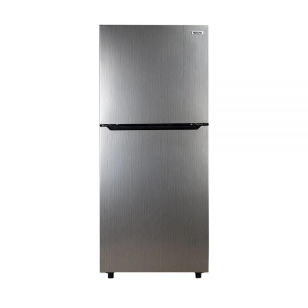orient grand 205 liter refrigerator silver color