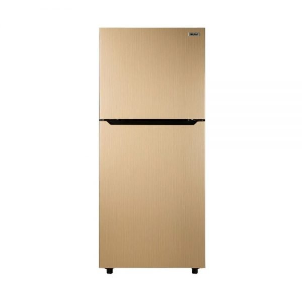orient grand 285 liter refrigerator golden color
