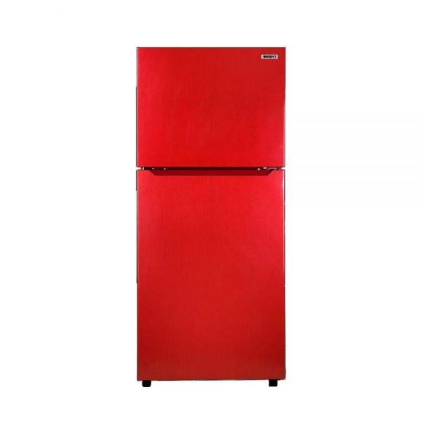 orient grand 505 liter refrigerator red color