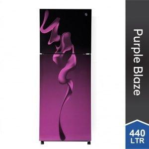 pel prgd 22250 glass door refrigerator