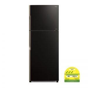 Hitachi RVG450P3MS Refrigerator - 15 CFT