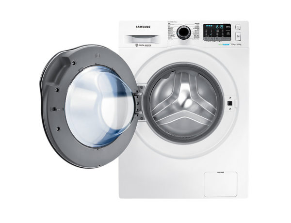 Samsung 7 KG Front Loading Washing Machine+Dryer | WD70J5410AW|