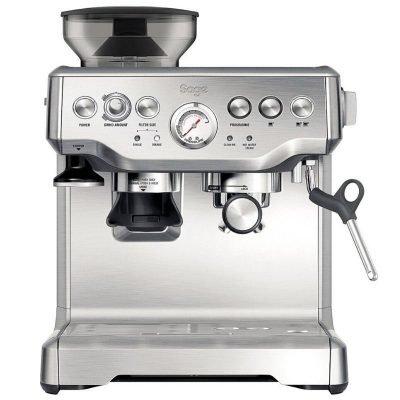 Breville Sage by Heston Blumenthal Barista Express Coffee Machine price in pakistan silver