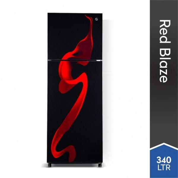 pel prgd 6450 glass door refrigerator