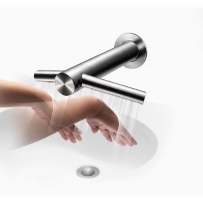 dyson airblade wash and dry wall hand dryer