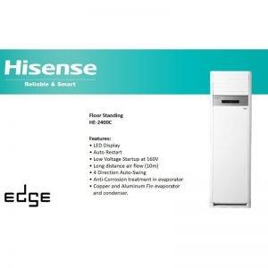 hisense 2 ton floor standing ac