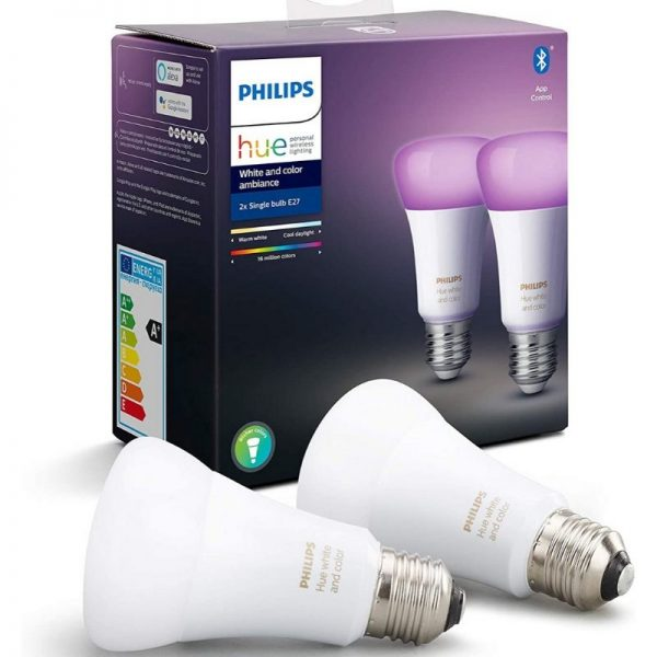 philips hue bulb with bluetooth
