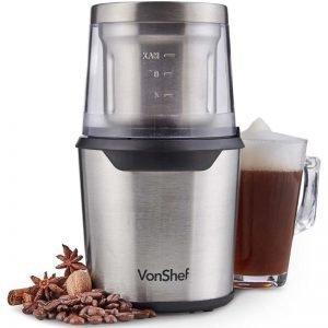 vonshef coffee grinder pakistan