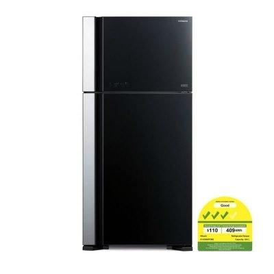 hitachirvgglassdoorrefrigerator
