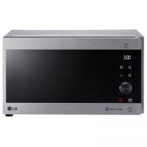 lg mh8265cis 42 litre microwave oven