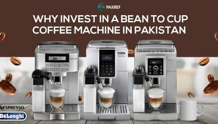 bean to cup fully automatic coffee machine in pakistan