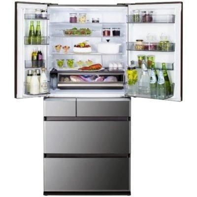 panasonic multiple door fridge