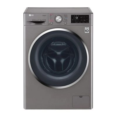 lg 7 kg front load washing machine with washer and dryer