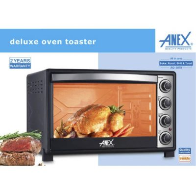 anex 3079 60 litre electric baking oven